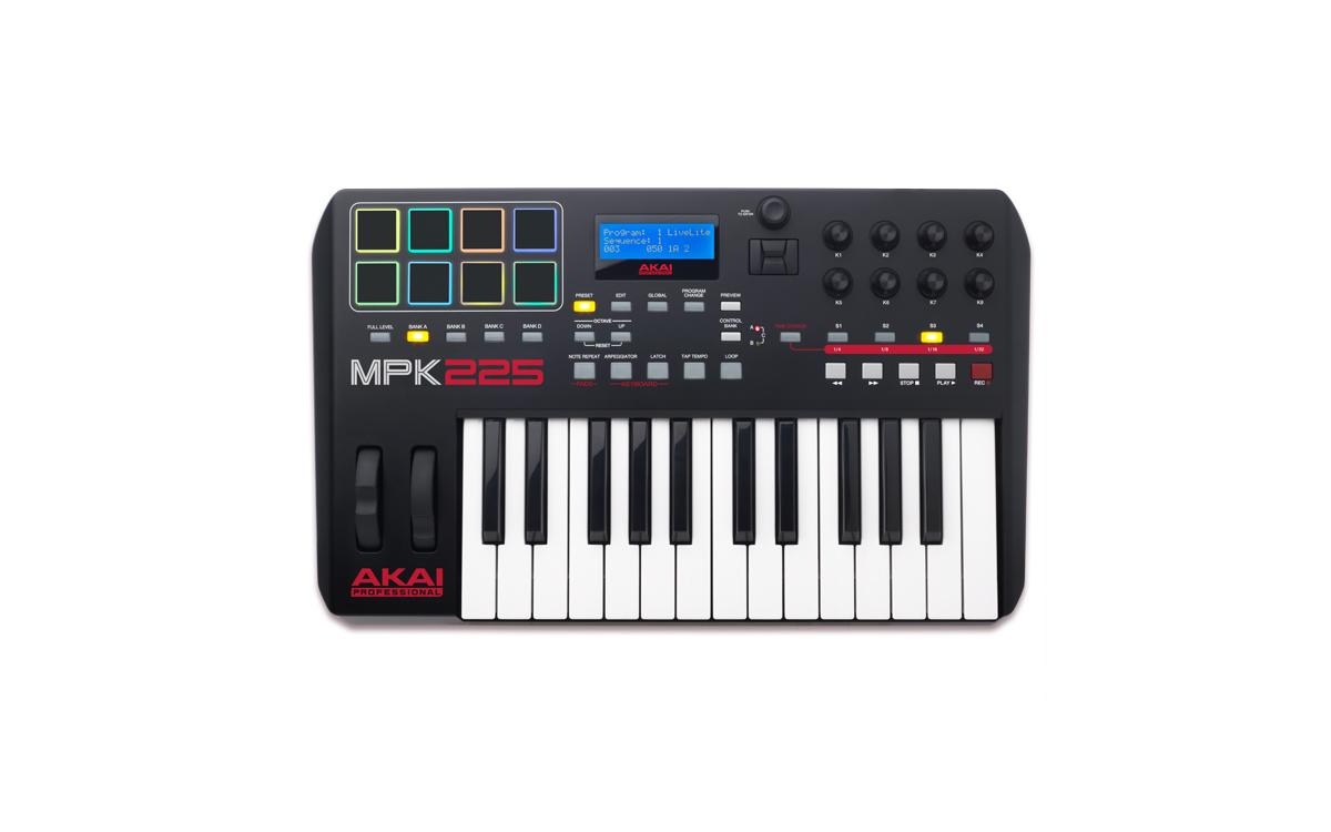 Midi-клавиатура MPK225