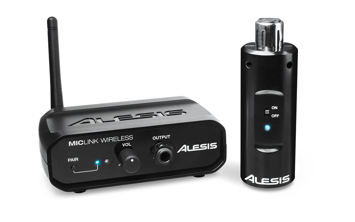�������� ����������� ������� Alesis MICLINK WIRELESS