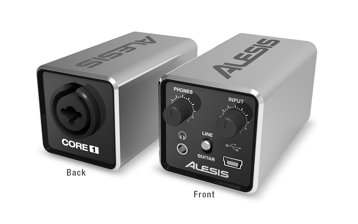 �������� ����� USB Alesis CORE 1
