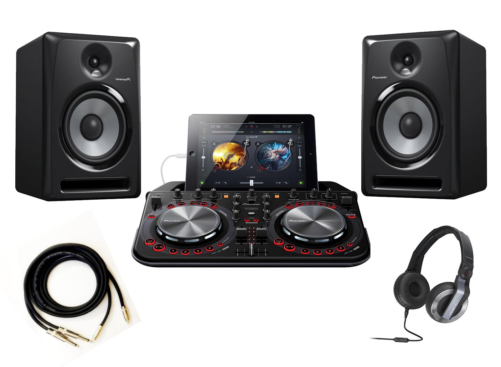 Акция - комплект Pioneer DJ SET + Подарки