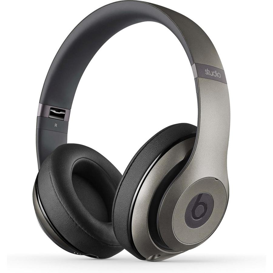 Beats by Dr. Dre Studio 2.0 Over Ear Headphone Titanum