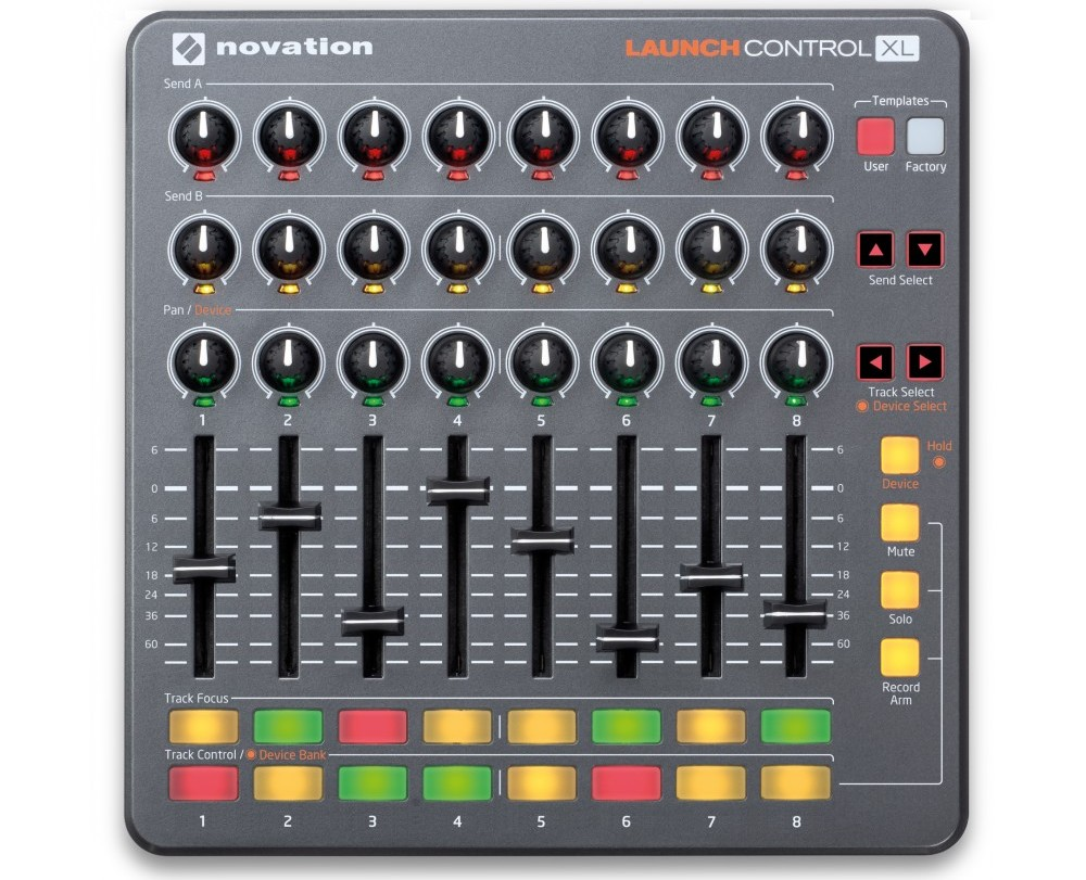NOVATION NOVATION Launch Control XL