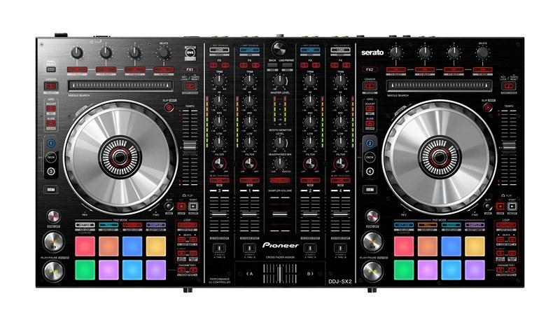 DJ-контроллер Pioneer DDJ-SX2
