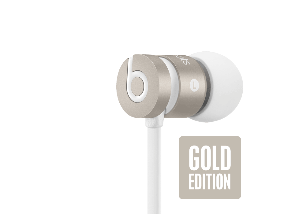 Beats by Dr. Dre UrBeats Gold