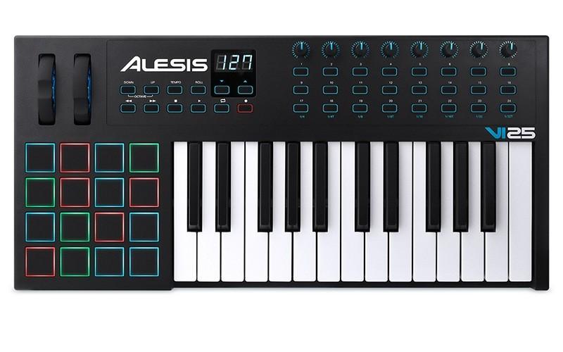 Alesis VI25 контроллер/клавиатура