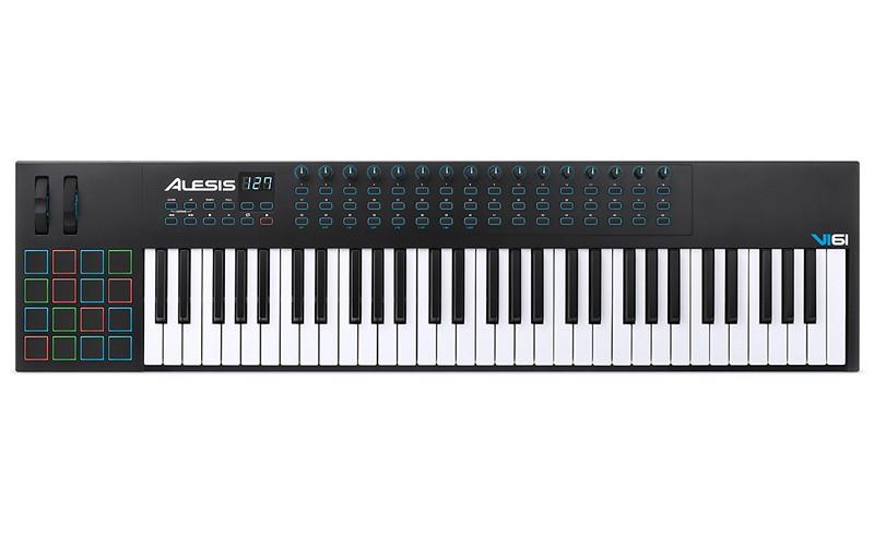 Alesis VI61 USB/MIDI контроллер