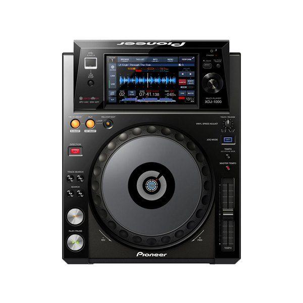 Pioneer XDJ-1000 CD-проигрыватель