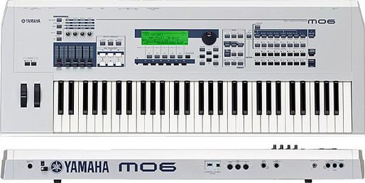 yamaha mo6. Синтезатор yamaha mo6 купить по низкой цене в интернет
