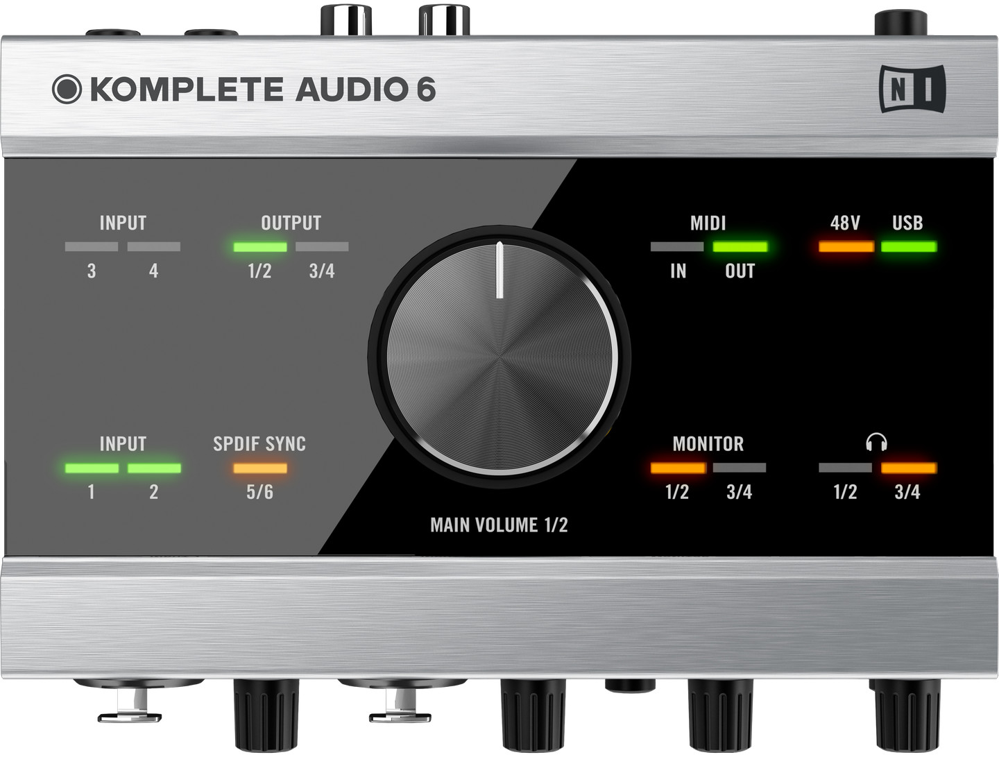 Native Instruments Komplete Audio 6