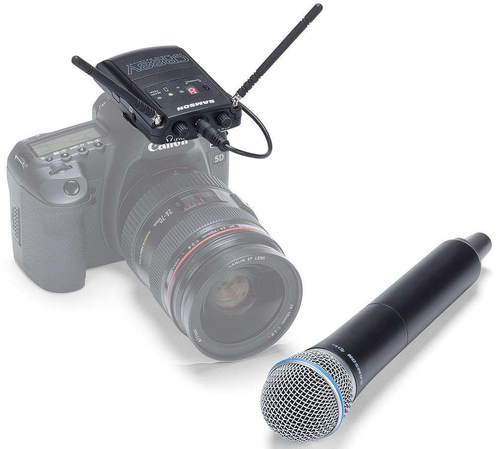 Радиосистема Samson Concert 77 Handheld w/Q7 E4