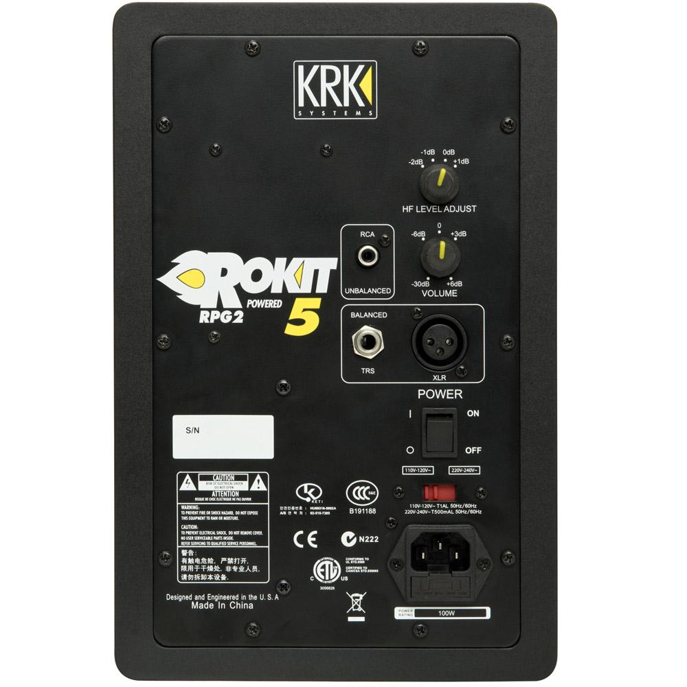 мониторы KRK RP5 G2 в наличии