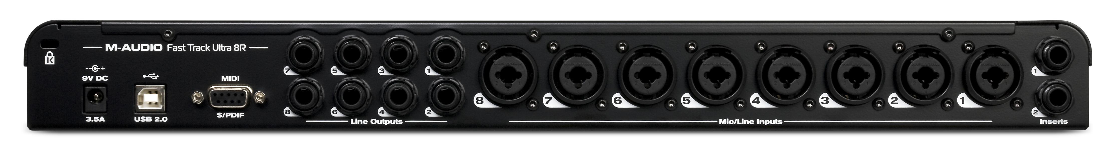 m audio fast track ultra 8r m audio fast track ultra 8r. Black Bedroom Furniture Sets. Home Design Ideas