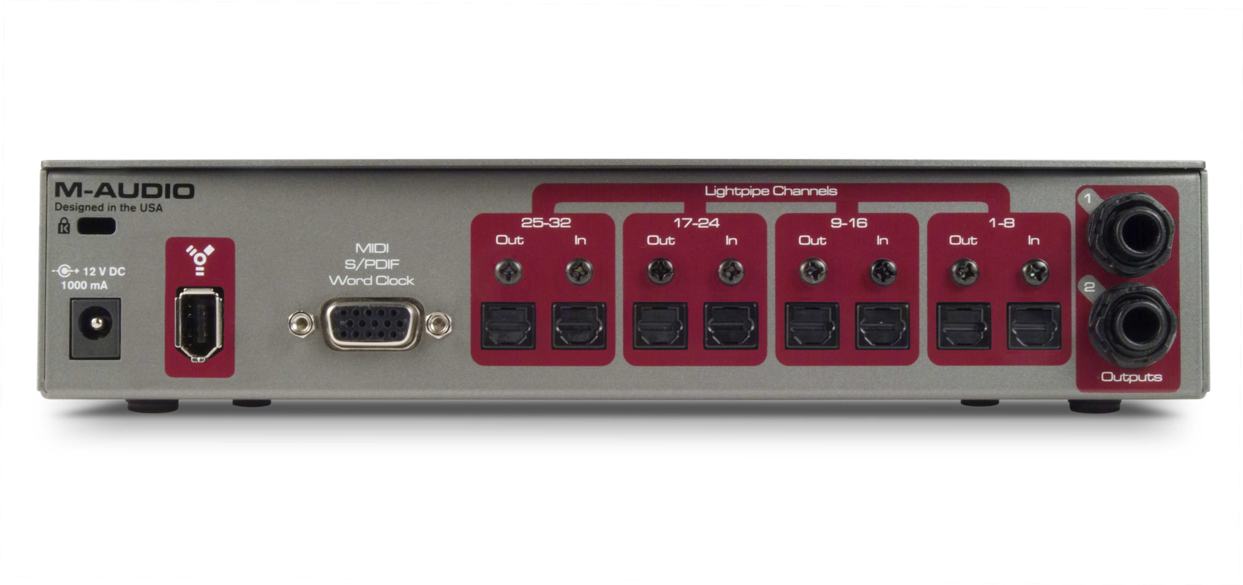 M-AUDIO ProFire Lightbridge Driver