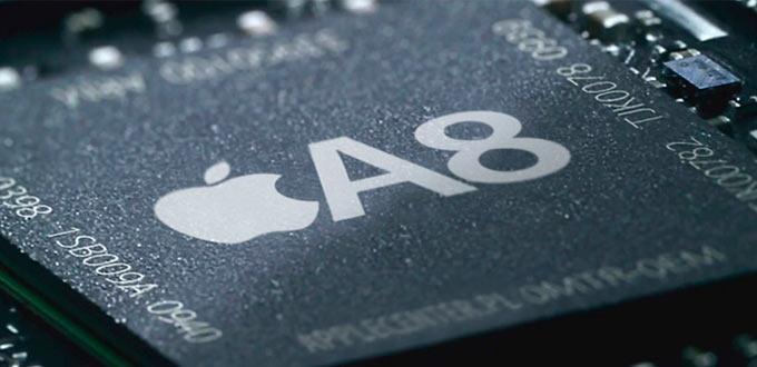Apple iPhone 6 процессор