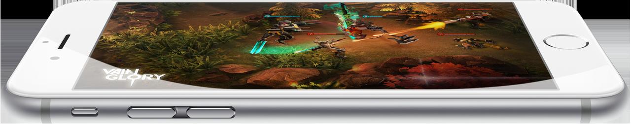 Apple iPhone 6 экран, игры