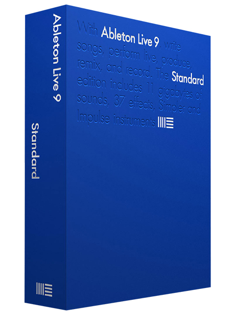 Live 9 Standard Edition (Education)